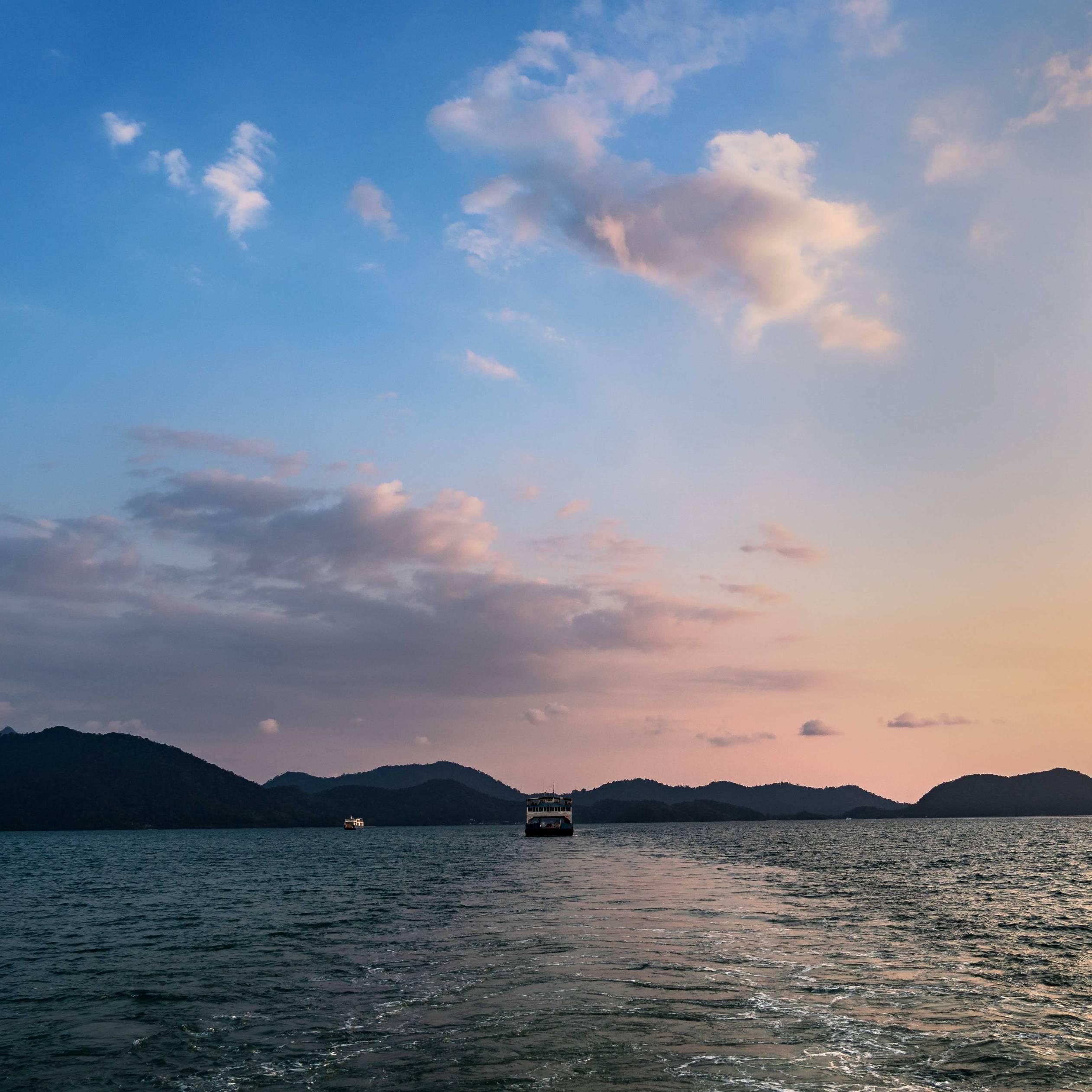 FERRY TO KOH CHANG ISLAND