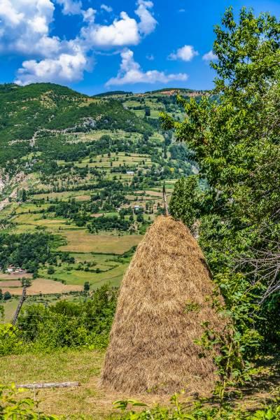 Traditional Haystack