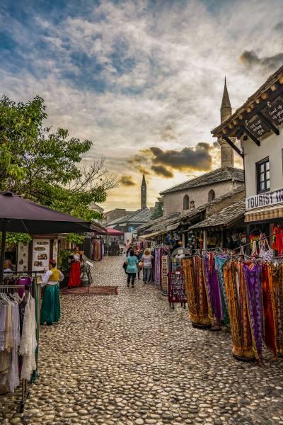 Mostar Shopping