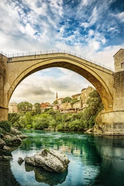 Mostar Bridge, UNESCO