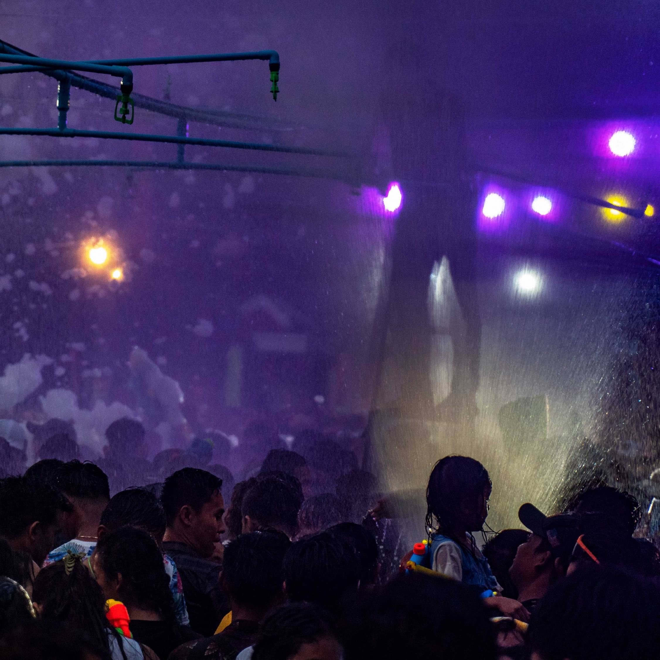 SONGKRAN PARTY AT SIEM REAP