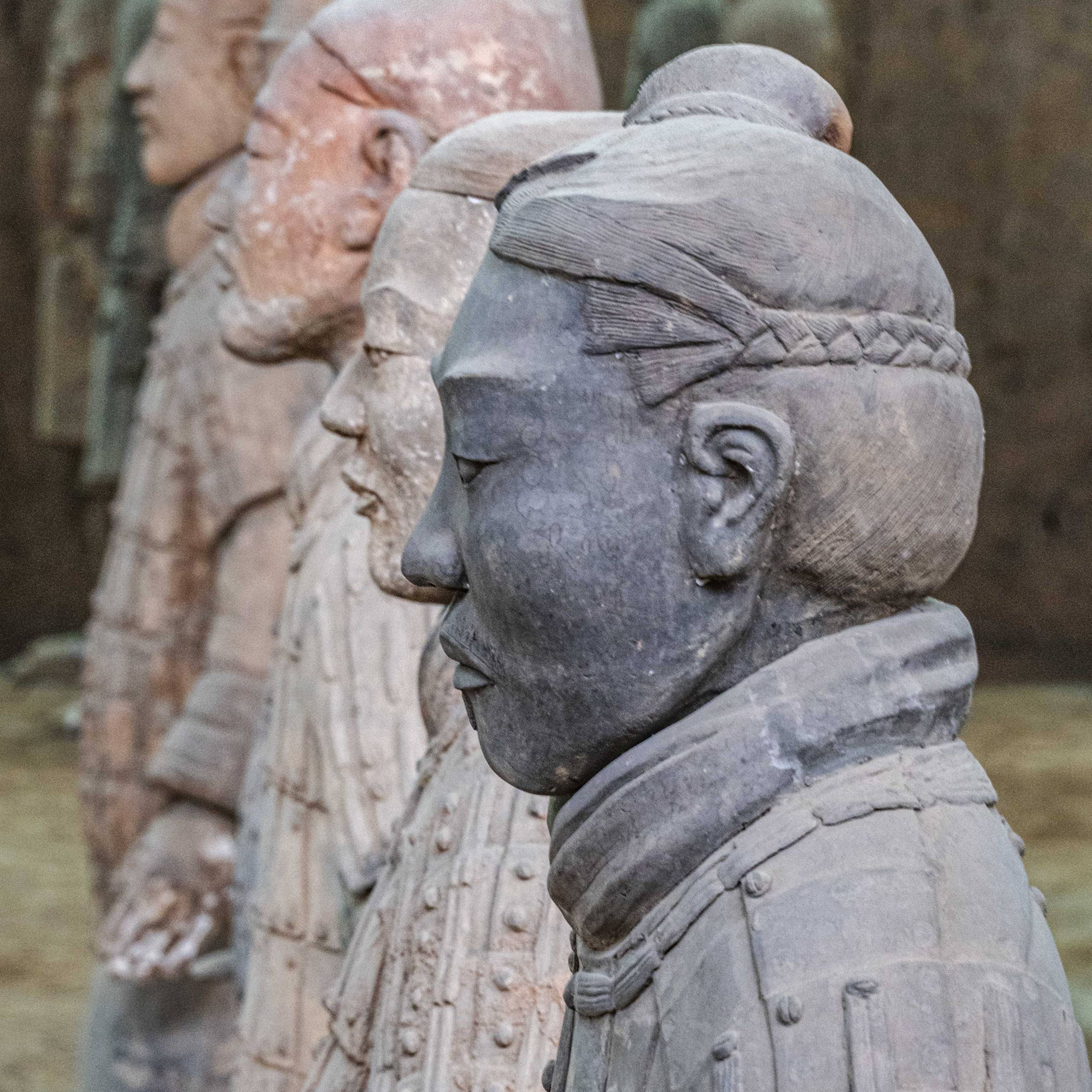 Teracotta Army in Xi'an