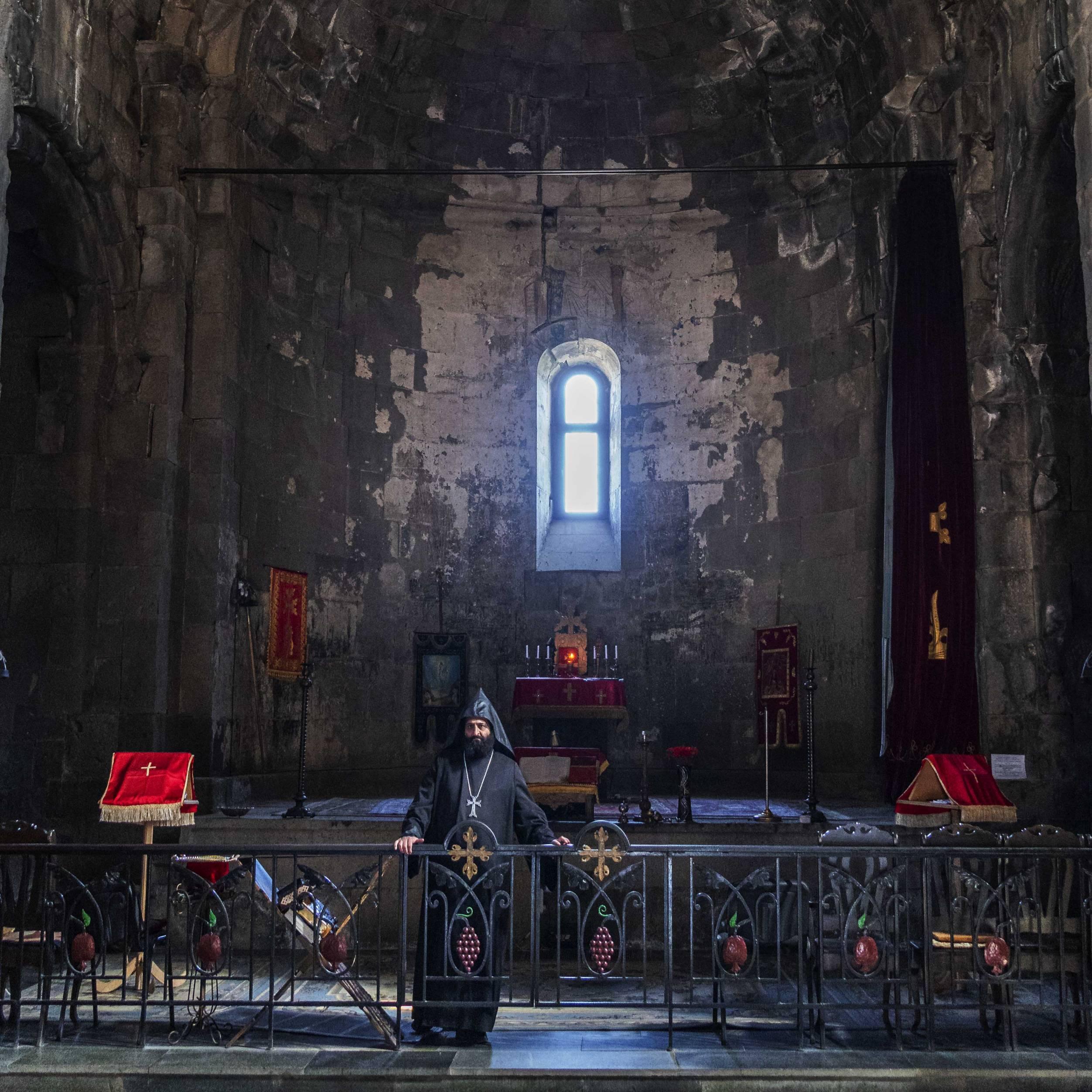 Armenian Apostolic monastery