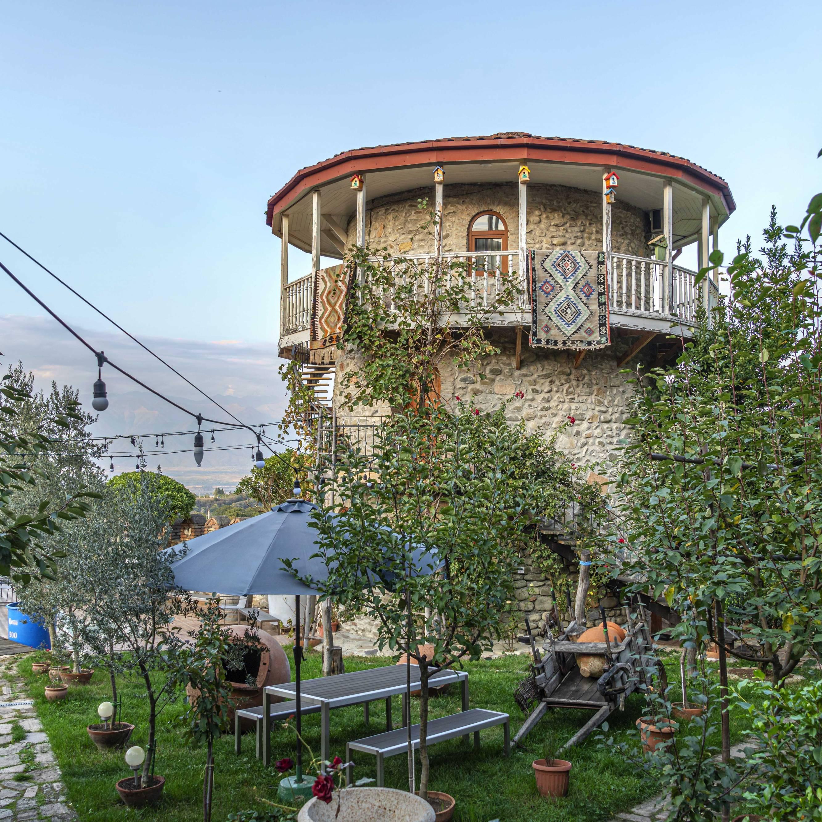Chateau Mere in Kakheti