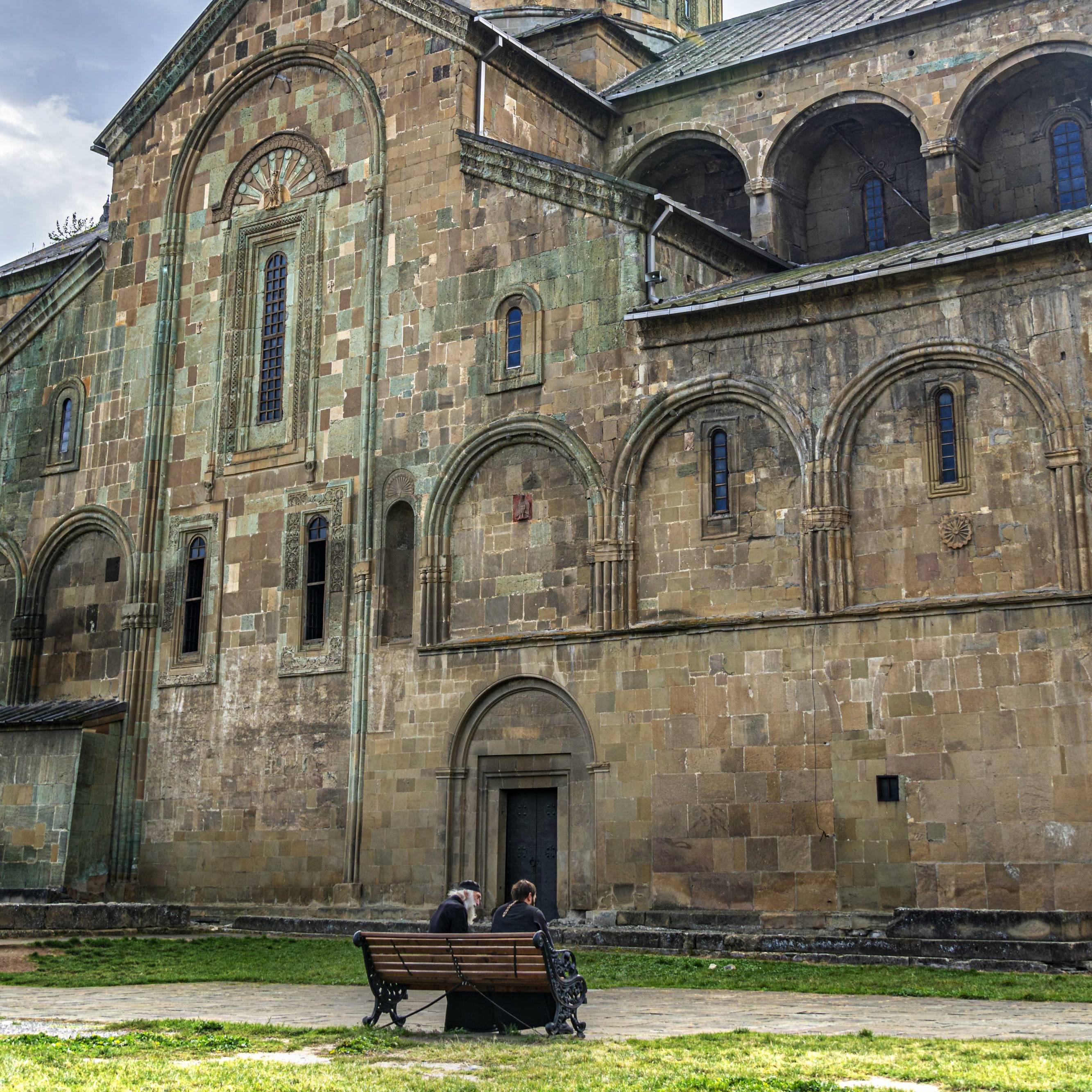 Swetizchoweli Cathedral close to Tblisi