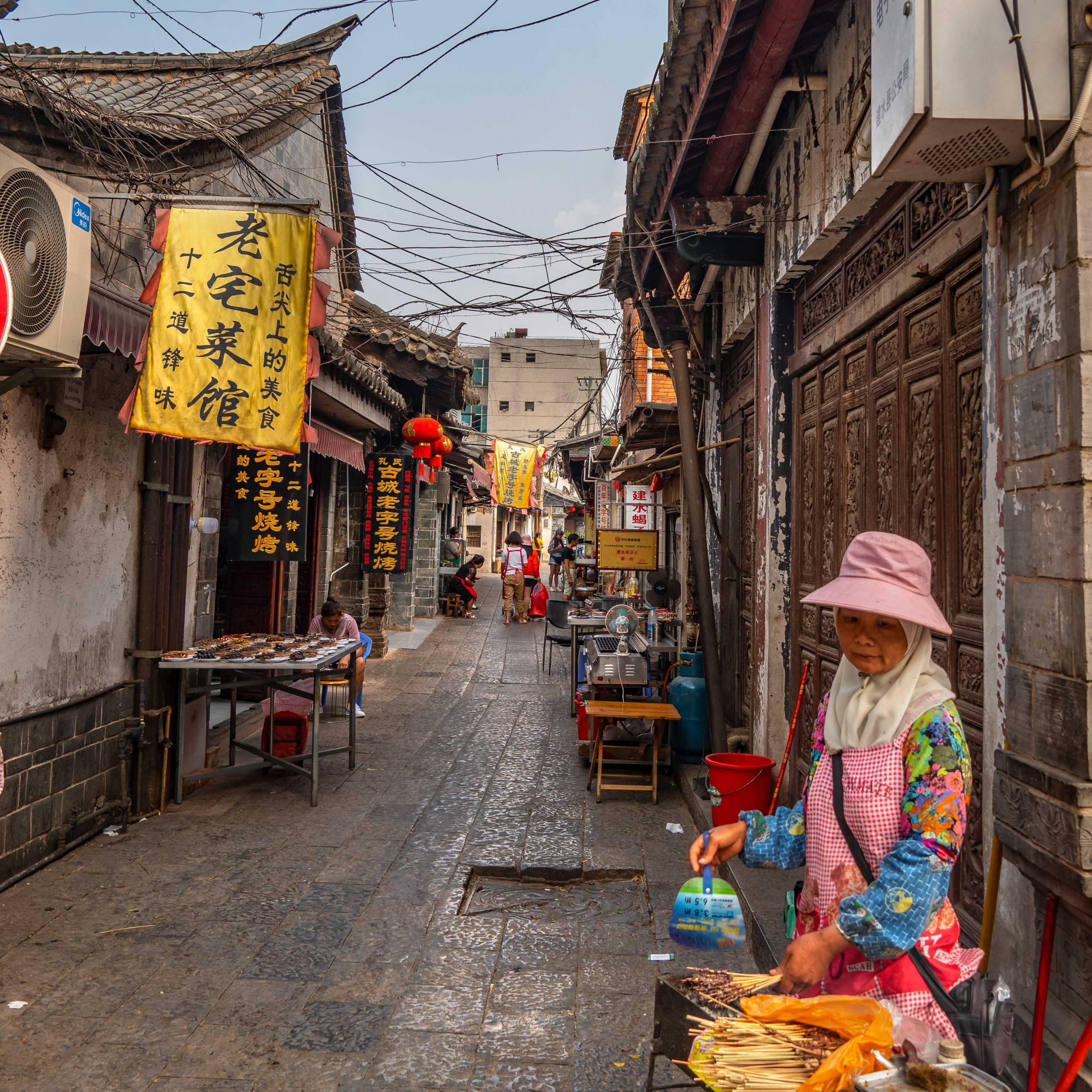 Jianshui, Province Yunnan