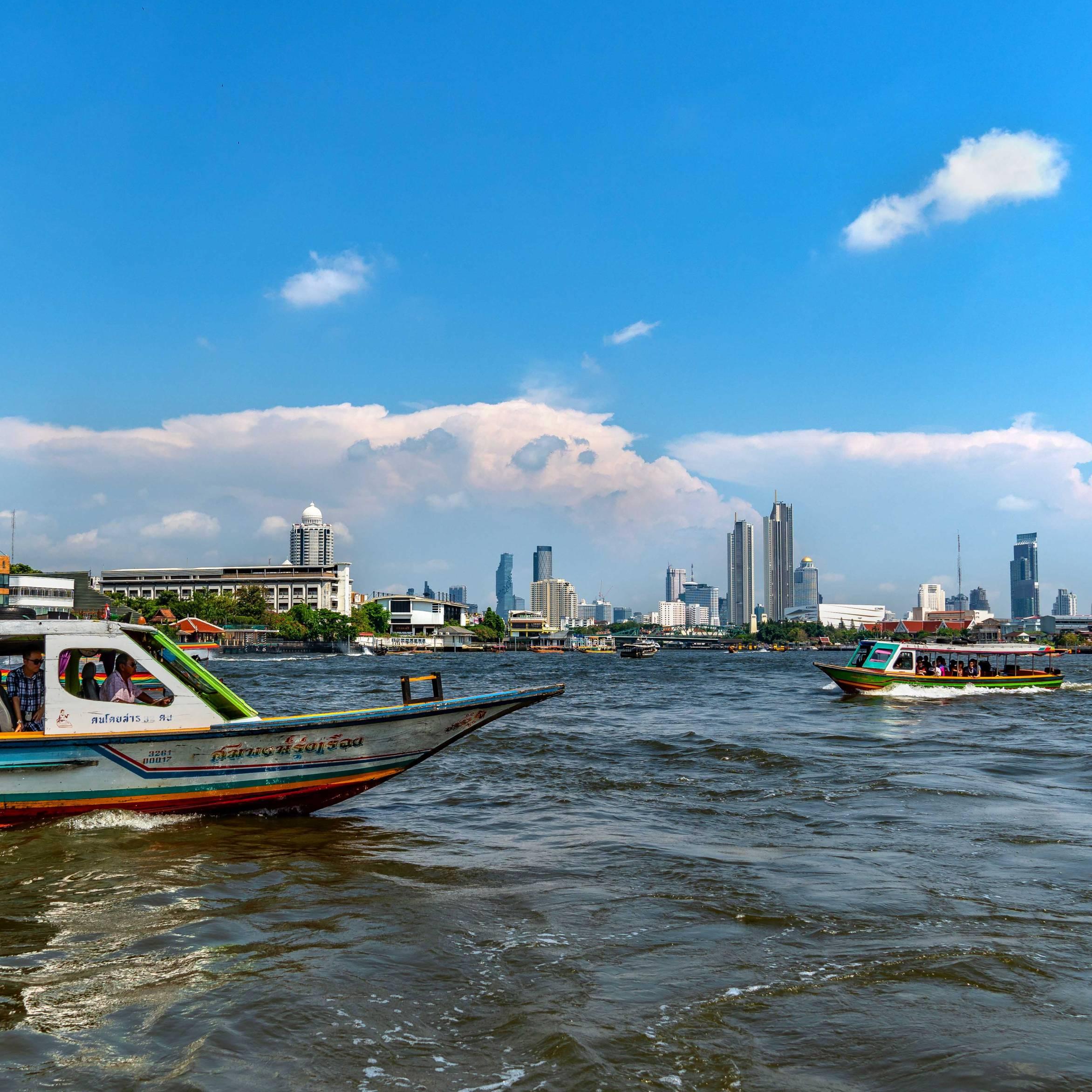CHAO PHRAYA, BANGKOK