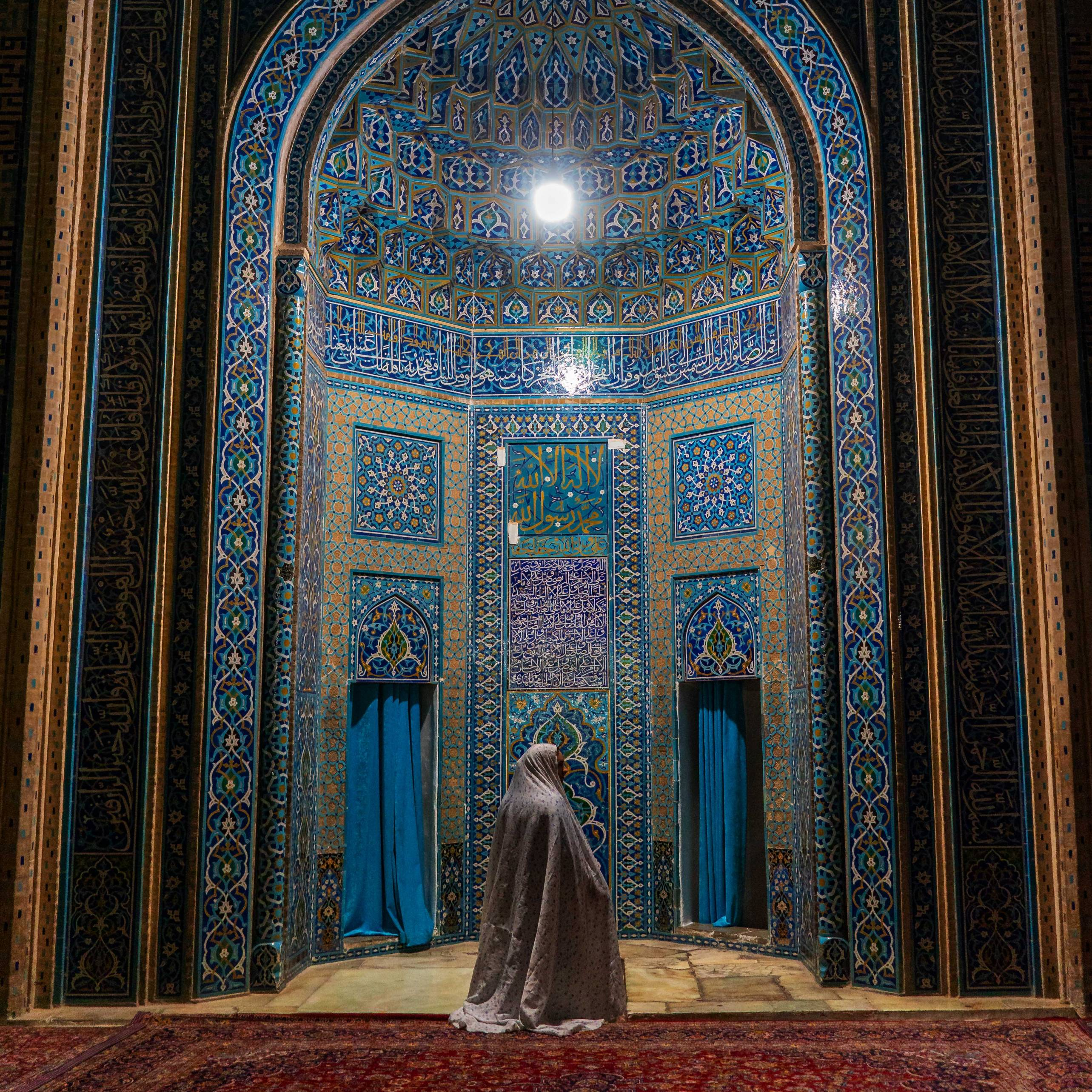 Jameh Mosque in Yazd